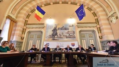 S-au semnat primele 3 contracte pentru realizarea Drumului Expres Craiova - Pitesti 1