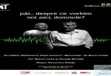 Stagiunea Colibri. ACTul 3: Marcel Iures si George Mihaita, din nou pe scena Teatrului Colibri Craiova