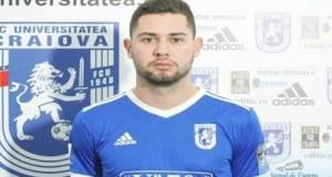 Fotbal : Cristiu Radu Petru este ultimul transfer pentru Universitatea Craiova ! 1