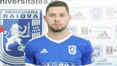 Cristiu Radu Petru este ultimul transfer pentru Universitatea Craiova !