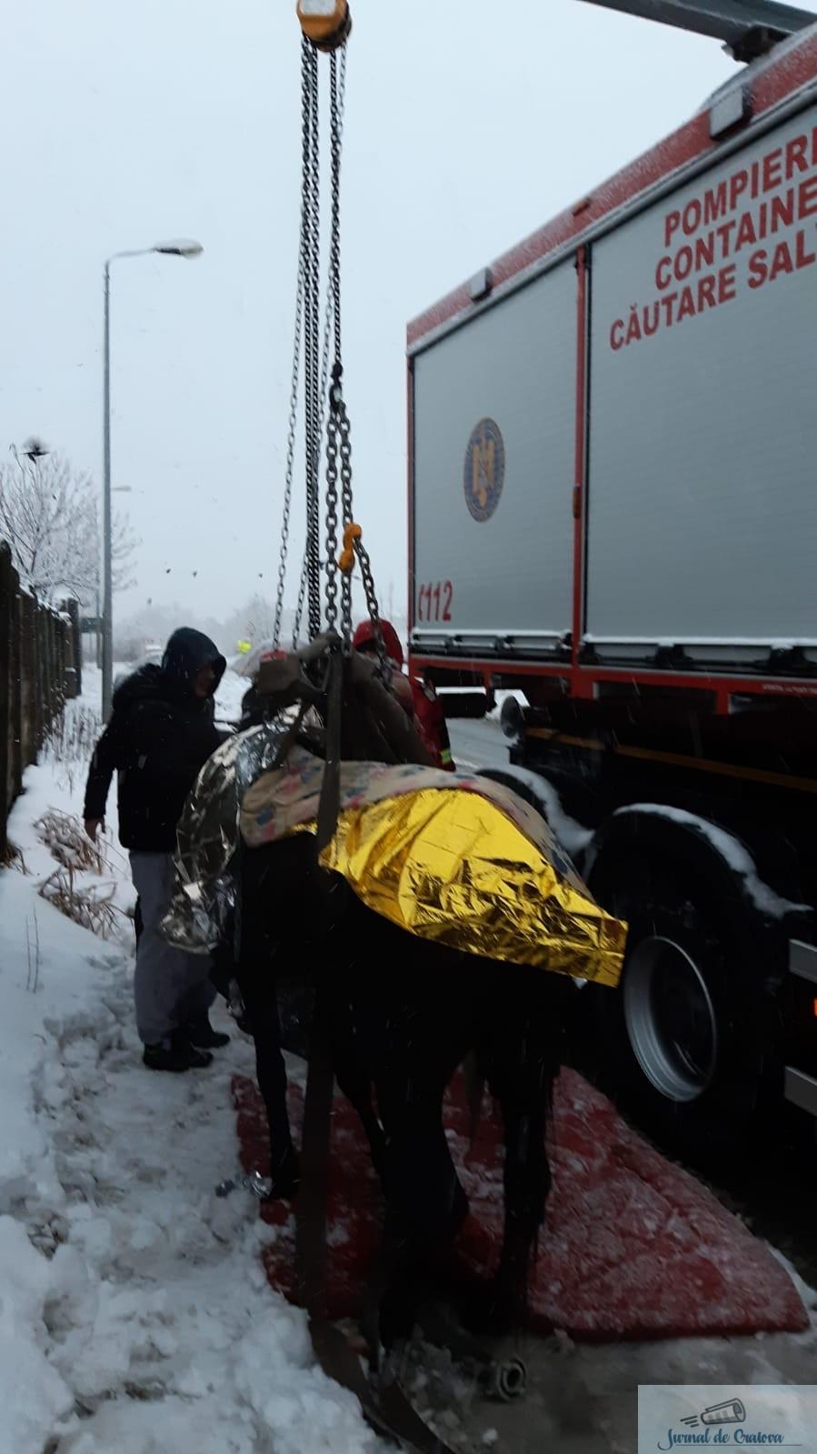 ISU DOLJ : In perioada 15-17.11.2018, echipajele de interventie au fost solicitate la 58 situatii de urgenta 1
