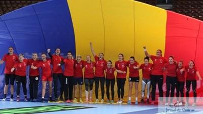 Handbal: Romania a debutat cu dreptul la EURO 2018, 31-28 cu Cehia 1