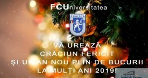 Fotbal : Universitatea Craiova va ureaza Craciun Fericit ! 23