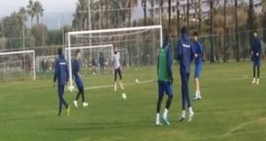 Fotbal : Universitatea Craiova inaintea primului meci amical din Antalya 16