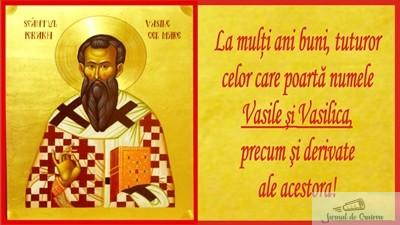 Traditii si obiceiuri de Sfantul Vasile: Ce trebuie sa faci si ce nu trebuie sa faci!