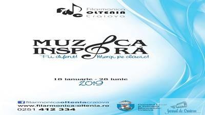Filarmonica Oltenia Craiova : PROGRAM  CONCERTE  IANUARIE – MARTIE  2019 1
