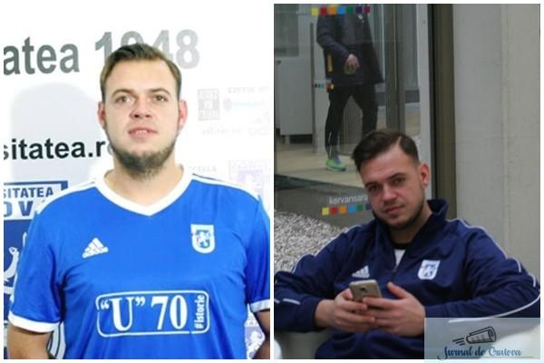 """Fotbal :  Jucatorii echipei Universitatea Craiova au trecut de proba de """"foc"""" ! Afla cine a slabit 8 kg .. 2"""