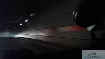 Pasajul subteran fara lumina ! 1