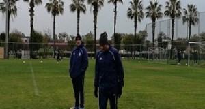 Fotbal : Madalin Ciuca a revenit la antrenamente ! Nicolo Napoli a programat un antrenament inaintea partidei cu FC Rukh Brest 5