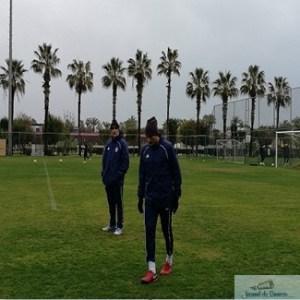 Fotbal : Madalin Ciuca a revenit la antrenamente ! Nicolo Napoli a programat un antrenament inaintea partidei cu FC Rukh Brest 1