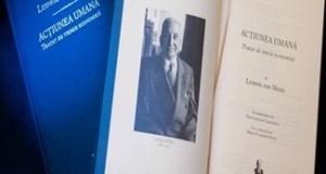 Ludwig von Mises lanseaza cartea Actiunea Umana la Muzeul Olteniei 18