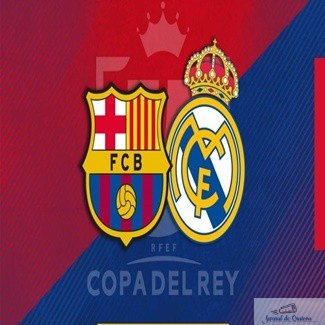 Fotbal : El Clasico si-a consumat inca un episod ! Barcelona a ajuns in finala Cupei Regelui 1