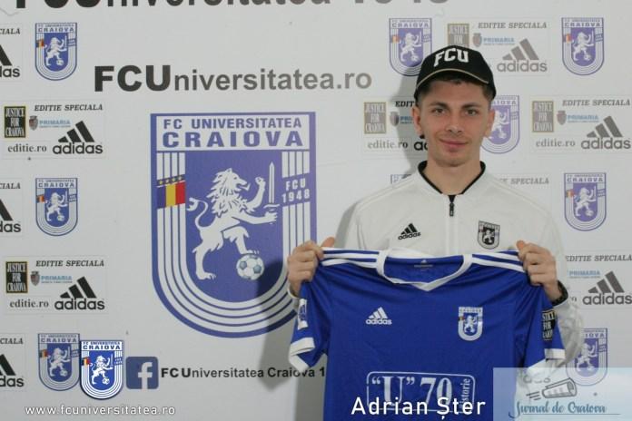 Fotbal : Universitatea Craiova a efectuat 4 transferuri ! Afla numele lor .. 4