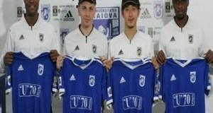 Fotbal : Universitatea Craiova a efectuat 4 transferuri ! Afla numele lor .. 33