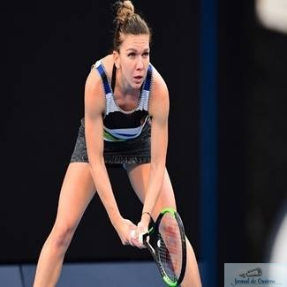 Simona Halep, primele declaratii dupa victoria impotriva Lesiei Tsurenko! 1