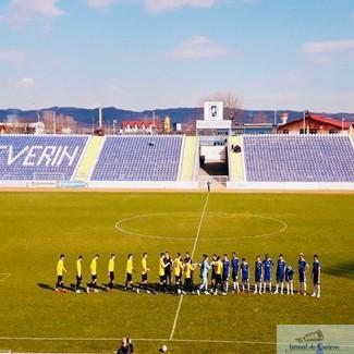 Fotbal : Universitatea Craiova castiga categoric cu A.C.S. S.R. Municipal Brasov 1