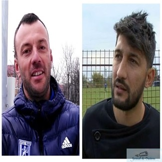 Fotbal : Florin Costea si Mihai Dina au semnat cu echipa din Bradu 1