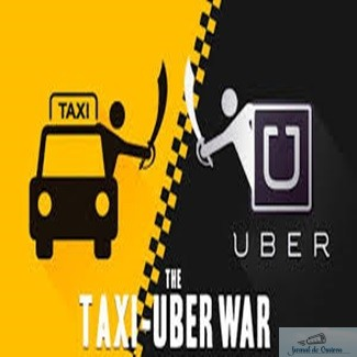 Proiect: Soferii Uber si Taxify ar putea fi amendati 1
