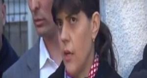 Cum a pus-o la punct Kovesi pe Adina Florea. Stenograma audierii a ajuns la Romania TV 8