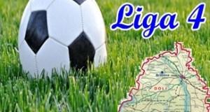 Fotbal : A inceput returul Ligii 4 Acerbis ! Rezultate si clasament dupa etapa nr. 21 ! 1