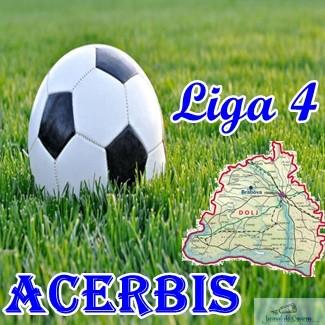 Fotbal : Liga 4 Acerbis a ajuns la etapa cu numarul 26 ! Programul meciurilor si clasament .. 1