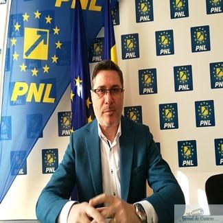 Senator PNL Mario Ovidiu Oprea :  Declaratie de presa 1