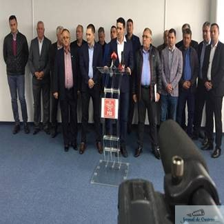 Claudiu Manda a iesit la cumparaturi ! PSD racolează 14 primari ALDE şi PNL din Dolj! 1