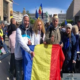 Malin Bot a unit Diaspora la Bruxelles ! 1