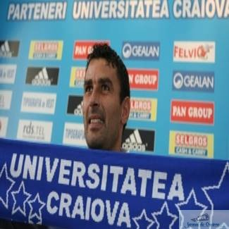 Fotbal : Eugen Trica este noul antrenor al echipei Universitatea Craiova 1