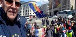 Ion Coman, fondatorul grupului pentru initiativa legislativa si revizuirea Constitutiei : Am declansat REVOLUTIA CONSTITUTIONALA si in Capitala Europei