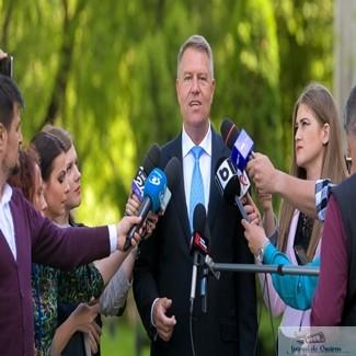 Presedintele Klaus Iohannis a promulgat legea privind votul romanilor din strainatate