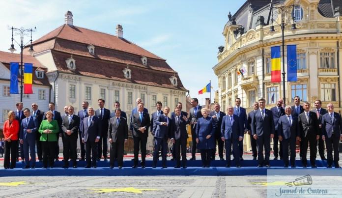 Cel mai emotionant moment al summit-ului de la Sibiu 2