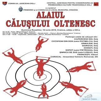 ALAIUL CALUSULUI OLTENESC Editia a XXI-a 1
