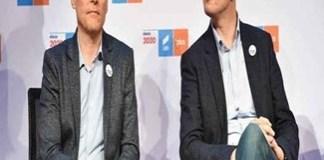 Dan Barna si Dacian Ciolos, conferinta comuna: Intram in turul doi. PSD este un clan care i-a luat ostatici pe romani