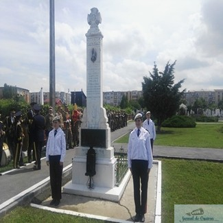 La Cimitirul Sineasca a fost omagiata  Ziua Eroilor 1