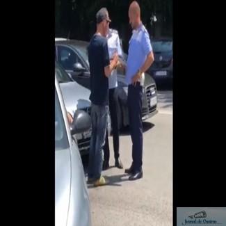 Video : Candidat  la examenul de permis, depistat  sub infuenta bauturilor alcoolice 1