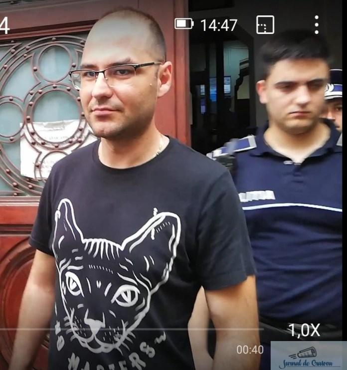 Malin Bot, batut chiar in sediul Judecatoriei de unul dintre jandarmii din 10 august 3