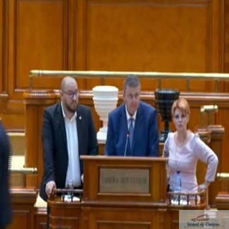 Olguta Vasilescu are o noua functie in PSD ! A pazit ca nici un psdist sa voteze motiunea de cenzura... 1