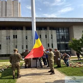 Ziua Drapelului National, onorata la Craiova 1