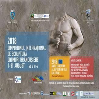 Simpozionului International de Sculptura Drumuri Brancusiene, editia a VII–a