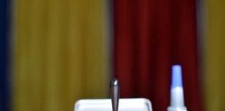 AEP: Alegerile prezidentiale vor avea loc pe 10 noiembrie, primul tur, si 24 noiembrie al doilea tur