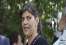 Parlamentul European sustine in continuare candidatura Laurei Codruta Kovesi pentru sefia Parchetului European