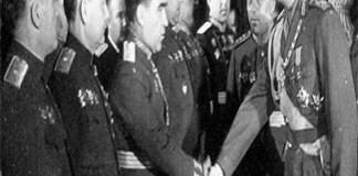 23 august: Semnificatii istorice. Se implinesc 75 de ani de cand Romania a intors armele impotriva Germaniei lui Hitler