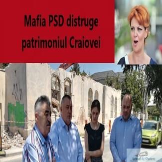 Nicolae Giugea , deputat PNL : Mafia PSD distruge patrimoniul Craiovei