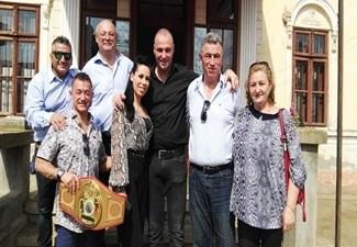 Box : Alexandru Gabroveanu a primit titlul de Cetatean de Onoare al orasului Bailesti
