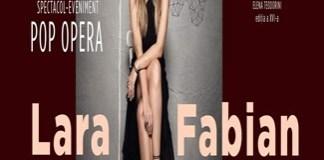 Vrei sa mergi la spectacolul lui Lara Fabian ? Iata care sunt preturile !