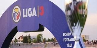 Fotbal : S-au stabilit seriile Ligii 3. Luni se trage la sorti programul!
