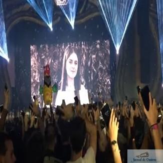 Piesa dedicata Alexandrei la Untold. DJ-ului Don Diablo a avut un mesaj emotionant ..