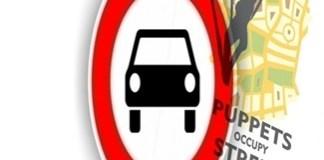Restrictii ale circulatiei rutiere cu ocazia desfasurarii evenimentelor programate in cadrul proiectului Puppets Occupy Street - editia a VI-a