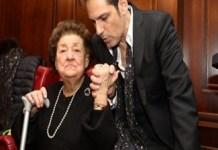 Tamara Buciuceanu-Botez zambeste la 90 de ani! E fericita ca publicul ei nu a uitat-o!